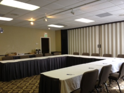 Aspen room & Oak Room Combined Meeting Space Thumbnail 2