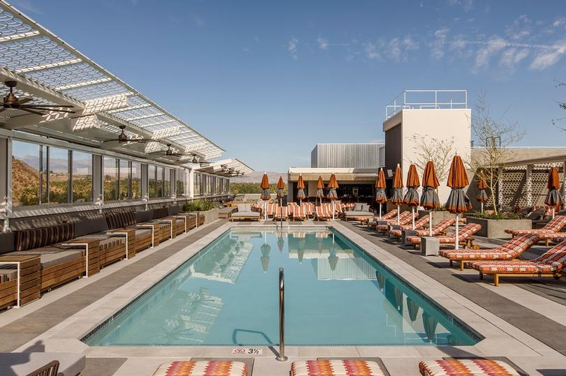Photo of Rooftop Pool Terrace