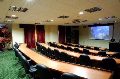 Photo of Aquarium Meeting Room