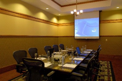 Photo of Executive Boardroom w/ Private Foyer