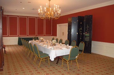 Photo of Wentworth Boardroom