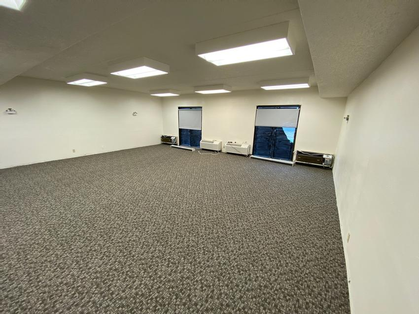 Photo of Meeting Room 2 (Identical to Meeting Room 1)