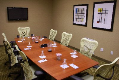 Photo of Austin Boardroom