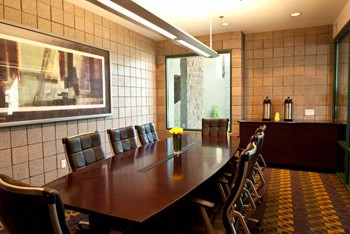 Photo of Equinox Boardroom