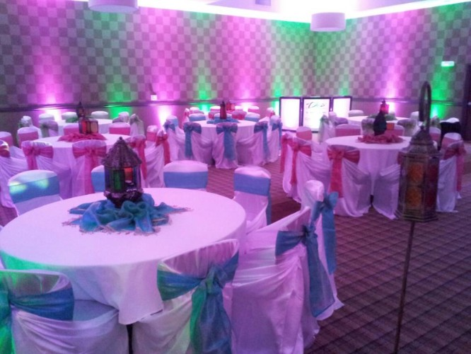 Conference/Banquet Space Meeting Space Thumbnail 3