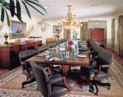 Photo of Churchill Boardroom