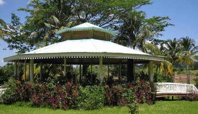Photo of Gazebo on the Lawn
