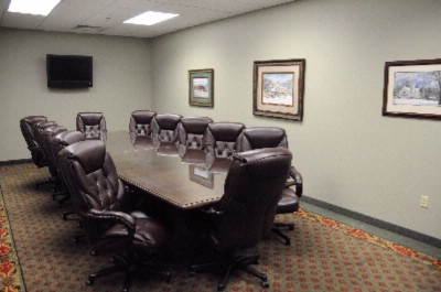 Photo of H.T. Biggs Boardroom