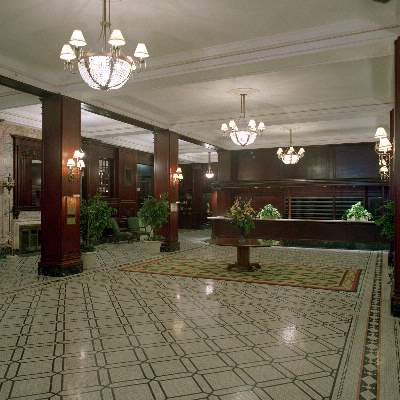 Photo of Barney Allis Lobby
