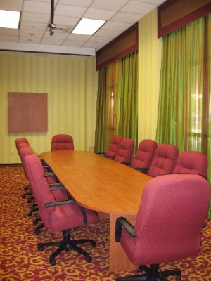 Photo of Director's Boardroom