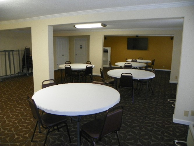 Photo of Q meeting room