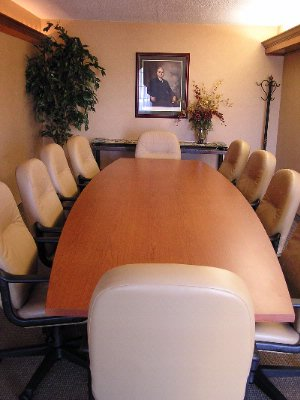 Photo of Truman Board Room