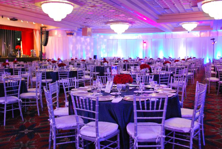 Crowne Ballroom Meeting Space Thumbnail 1