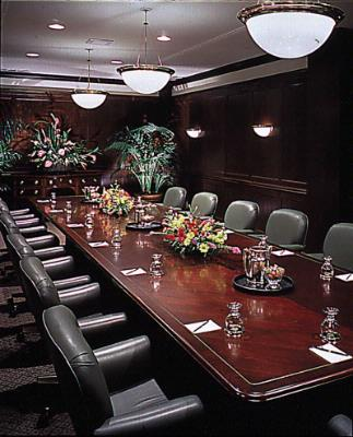 Photo of Regency Boardroom