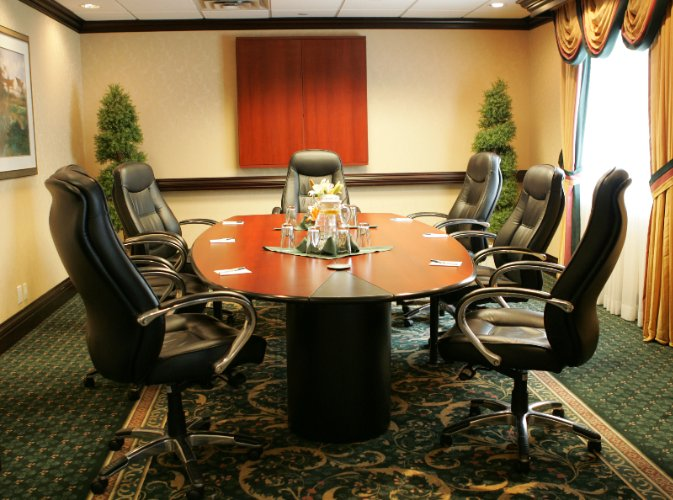 Photo of Courtney Boardroom