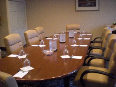 Photo of Meliora Executive Boardroom