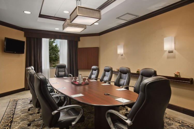 Photo of Trudeau Boardroom