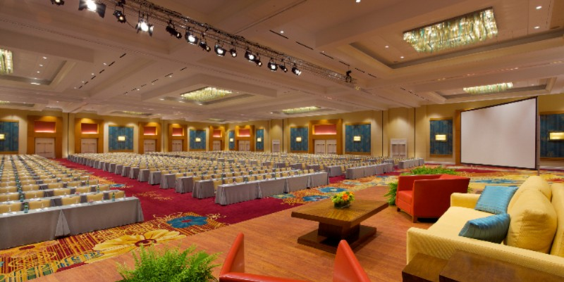 Orange Ballroom Meeting Space Thumbnail 2