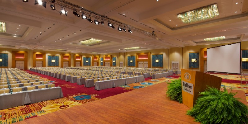 Orange Ballroom Meeting Space Thumbnail 3