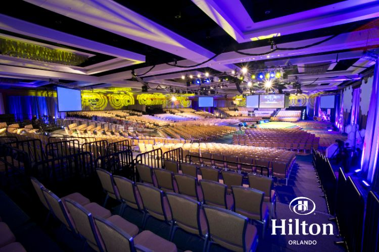 Orlando Ballroom Meeting Space Thumbnail 1