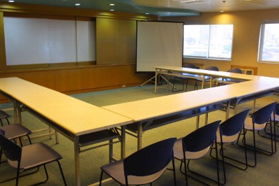 Photo of Function Room Meeting Set-up