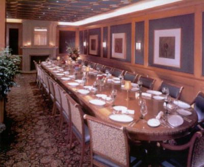 Photo of Parian Boardroom