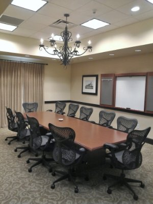 Photo of Herencia Boardroom