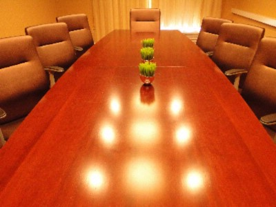 Photo of St. James Boardroom