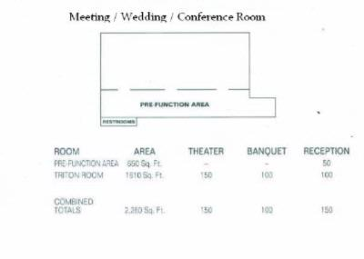 Meeting * Wedding * Conference Room Meeting Space Thumbnail 1