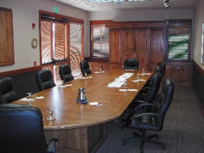 Photo of Autumn Skies Boardroom