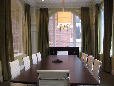 Photo of Williams Boardroom