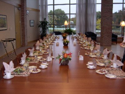 Photo of President's Dining Room