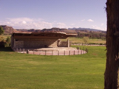 Photo of Lajitas Amphitheater