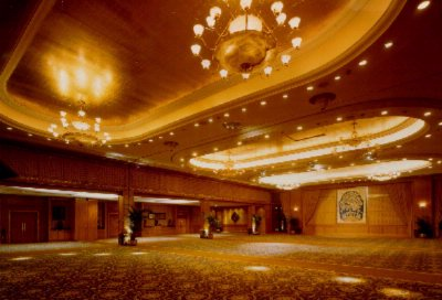Golden Ballroom Meeting Space Thumbnail 1
