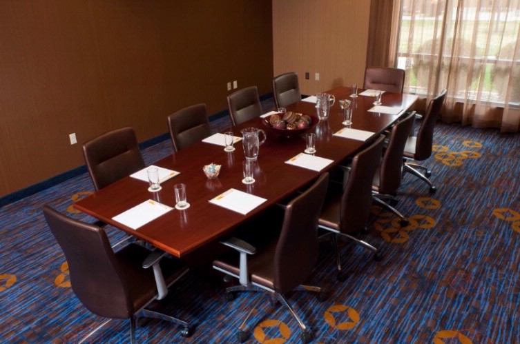 Photo of Amber Valley Boardroom
