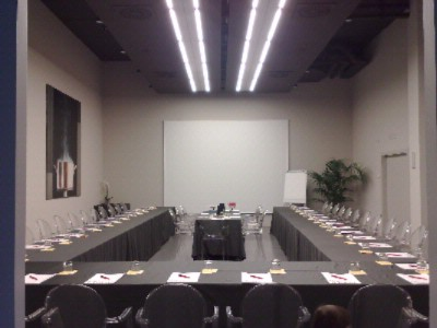 SALA MINIMALE Meeting Space Thumbnail 1