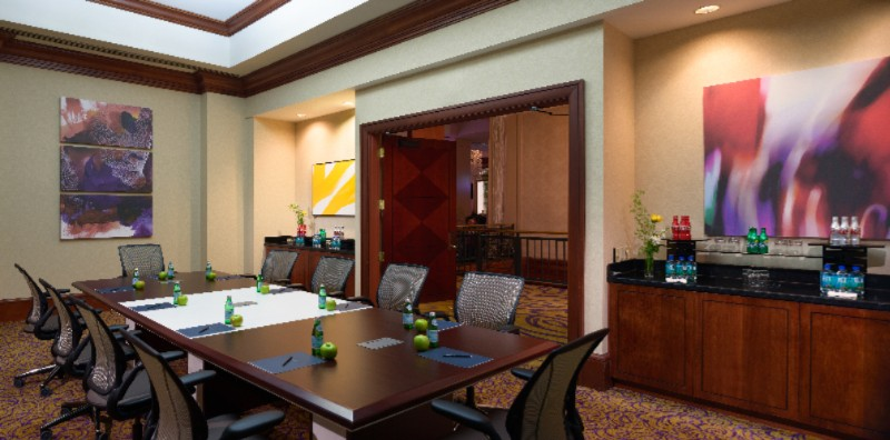 Photo of Biltmore Executive Boardroom