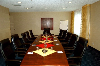 Photo of Payette Boardroom