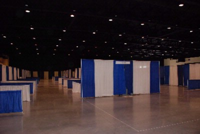 Photo of Exhibit Hall A