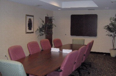 Photo of Tahoe Board Room
