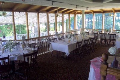 Photo of Main Inn Dining Banquet Room
