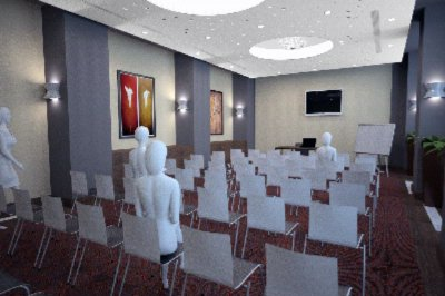 CONFERENCE ROOM ROMA Meeting Space Thumbnail 1