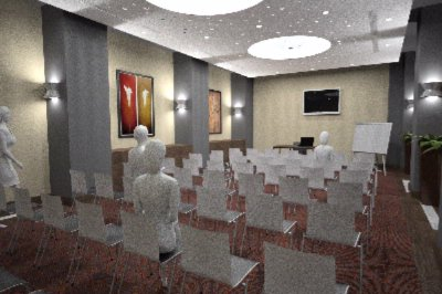 CONFERENCE ROOM ROMA Meeting Space Thumbnail 2