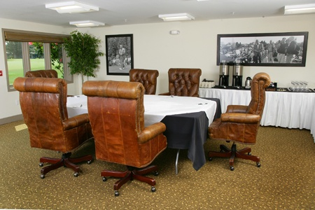 Photo of Charger Boardroom