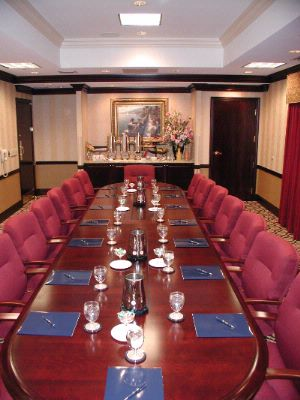 Photo of Lisle Boardroom