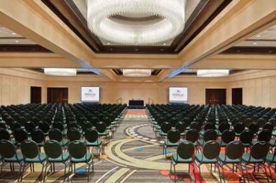 Photo of Conrad Hilton Grand Ballroom