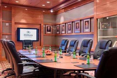 Photo of Eric Hilton Boardroom