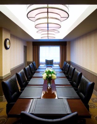 Photo of Lake Union Boardroom