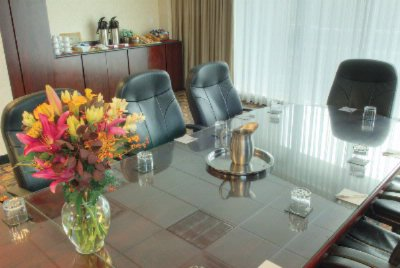 Photo of False Creek Boardroom