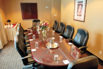 Photo of Point Grey Boardroom
